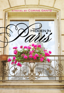 Hidden in Paris cover
