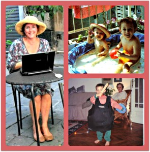 Rosie Whitehouse Collage