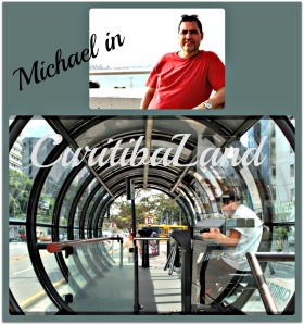 Michael in CuritibaLand Collage