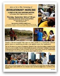 RevolutionaryMedicine_poster