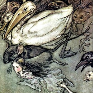 Alice_in_Wonderland_by_Arthur_Rackham_The_Pool_of_Tears