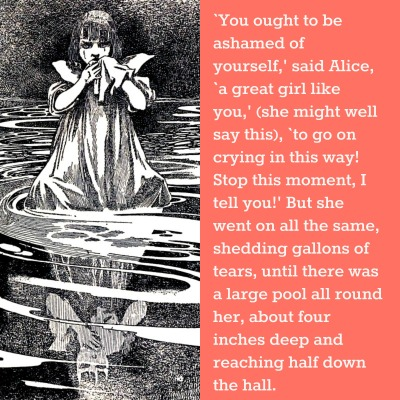 Pool of Tears Quote