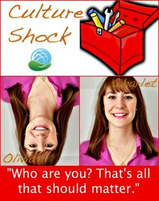 Olivia Charlet for Culture Shock Toolbox