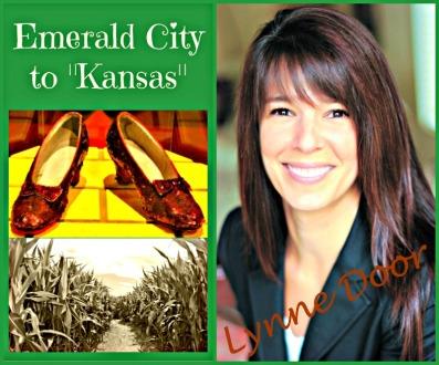 Lynne Door Emerald City to Kansas Collage