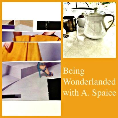 A Spaice Wonderlanded Collage