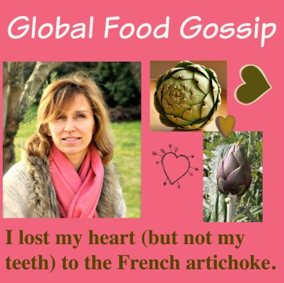 Global Food Gossip French artichoke