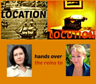 JJ Marsh hands over the Location Locution reins to Lorraine Mace, who will start next month.