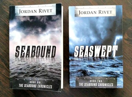 Seaswept and Seabound Paperbacks