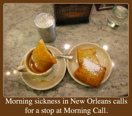 """City Park 12-12-12 Morning Call Coffee Beignets Dunk,"" by Infrogmation of New Orleans (CC BY 2.0)."