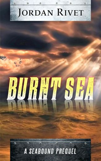 COMING SOON: Burnt Sea, the prequel for Shannon Young's Seabound Chronicles, due out in September.