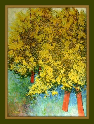 les-mimosas-de-mesubenomori-2013-800x-acrylique-et-pastel-c3a0-lhuile-sur-papier