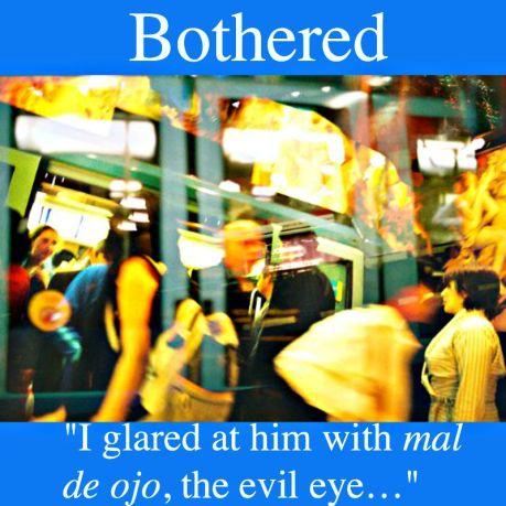Metro and evil eye