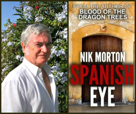 Spain, where he currently lives, was the inspiration for the stories collected in Spanish Eye.