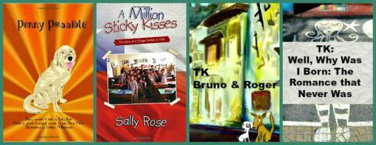 sally rose books