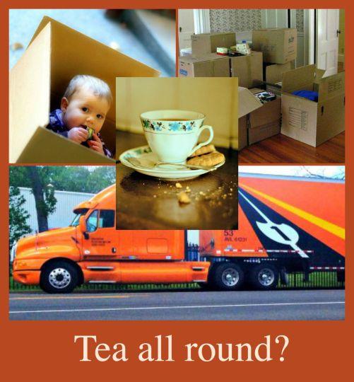 Tea all round