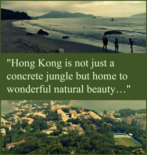 Hong Kong Natural Beauty