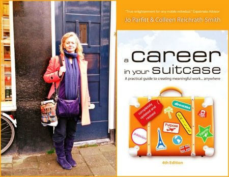 Jo Parfitt and A Career in a Suitcase