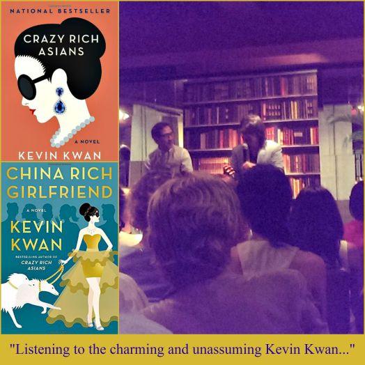 Kevin Kwan Talk HK