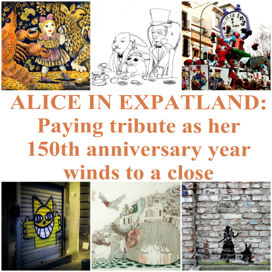 Alice in Expatland