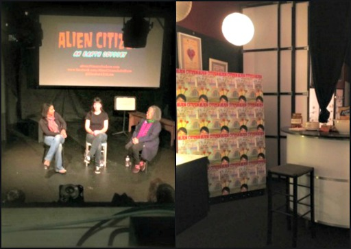 Alien Citizen Talkback