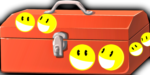smiley face toolbox