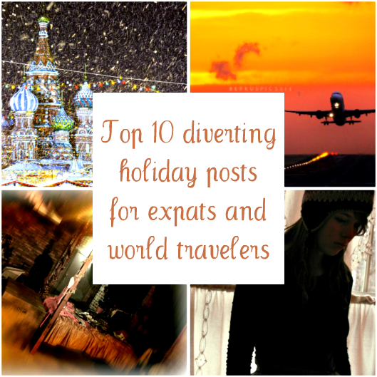 Top 10 diverting holiday posts 2015