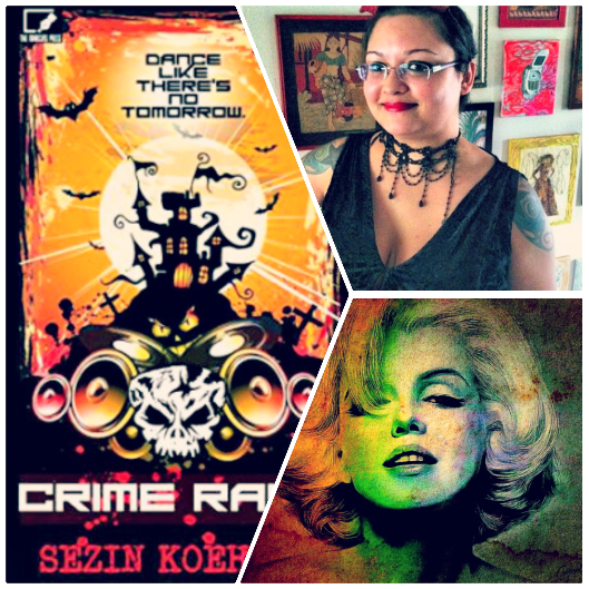 Crime Rave Marilyn