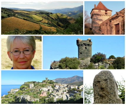 Vanessa Cushman France and Corsica