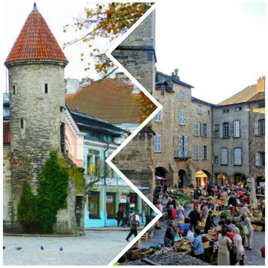 Medieval markets