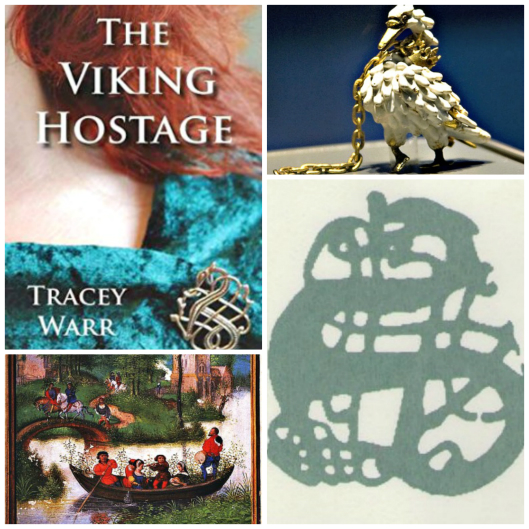 The Viking Hostage influences