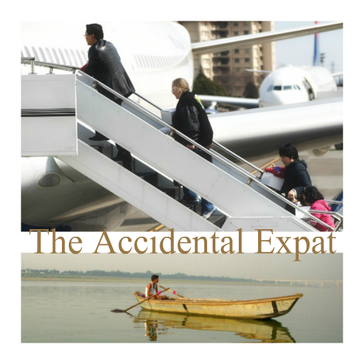 THE ACCIDENTAL EXPAT