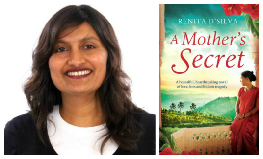 renita and a mother's secret