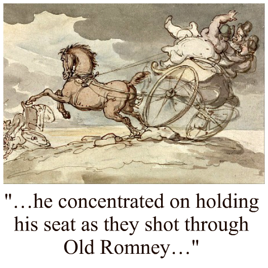 Hold your seat Old Romney