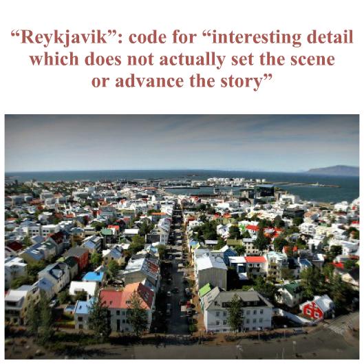 Reykjavic code