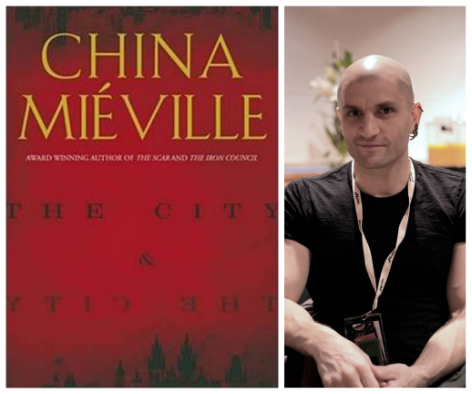 China Mieville The City and The City