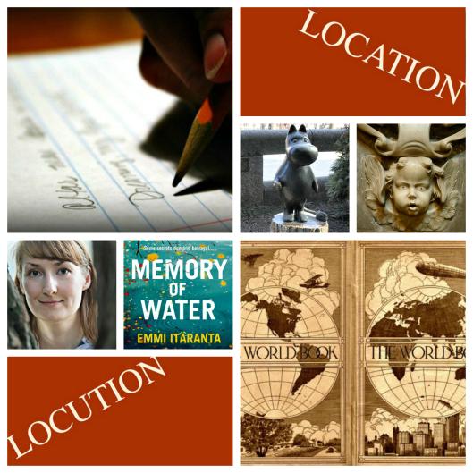 Location Locution Emmi Itaranta