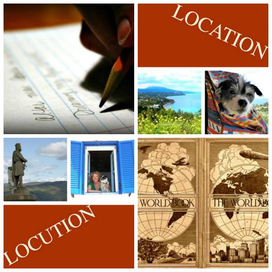 Location Locution Marjory McGinn