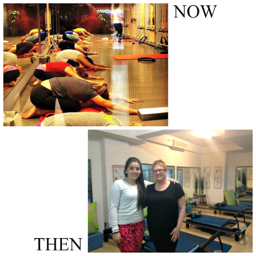 Pilates Now and Then
