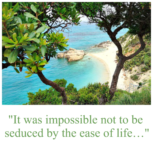 Seduced by the ease of life