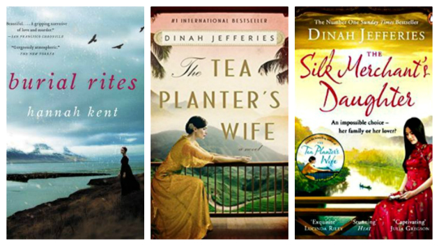Hazel Gaynor's picks for novelists who have mastered the art of writing about place